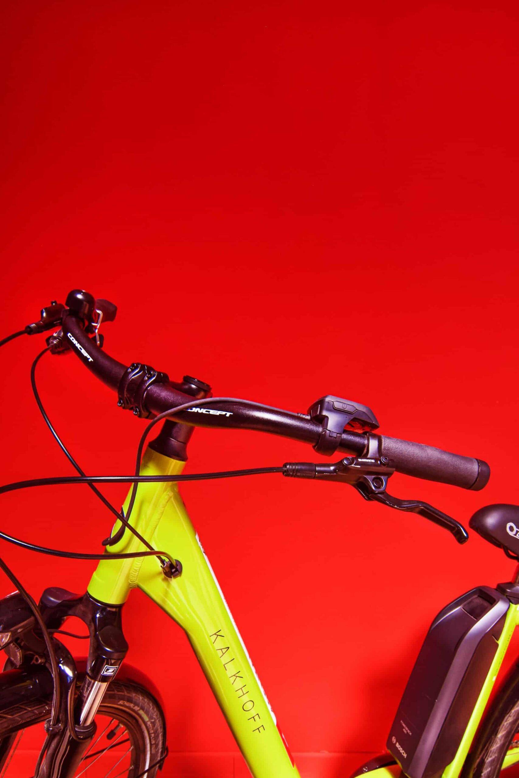 E City Bike